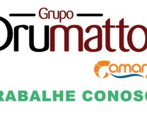 Grupo Drumattos vagas para auxiliar de serviços gerais, garçom, recepcionista - Rio de Janeiro