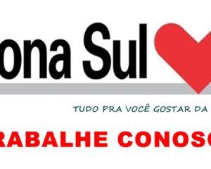 Super Zona Sul vagas para repositor de hortifruti, auxiliar de cozinha, conferente - Rio de Janeiro