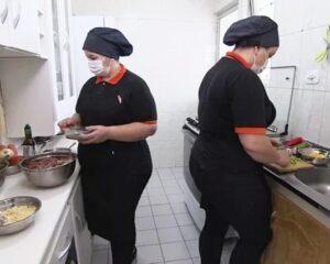 Auxiliar de limpeza, auxiliar de cozinha - supermercado - Rio de Janeiro