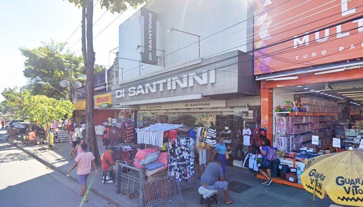 Lojas Di Santinni vagas para auxiliar de serviços gerais, jovem aprendiz -RJ