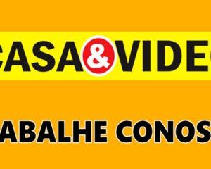 Casa & Video vagas para ajudante de depósito, jovem aprendiz, atendimento - Rio de Janeiro