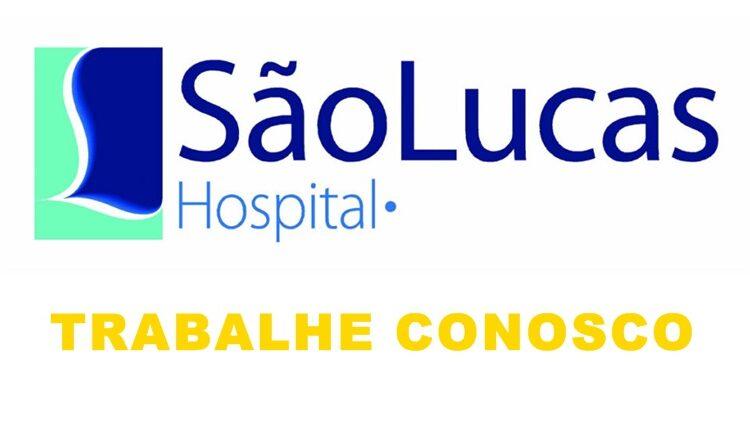 Hospital São Lucas vagas paraatendente, jovem aprendiz, copeira, garçom, técnico de enfermagem - Rio de Janeiro