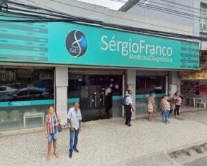 LaboratóriosSérgio Franco,Bronstein vagas para copeira, recepcionista,auxiliar operacional,técnica de laboratório - Rio de Janeiro
