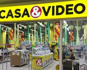 Lojas Casa e Video vagas para ajudante de deposito, jovem aprendiz - Rio de Janeiro