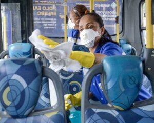 Auxiliar de limpeza de ônibus,auxiliar de produção - R$ 1.196,00 - Duque de Caxias