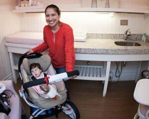 Babá mensalista, babá folguista - R$ 1.600,00 - cuidar de criança oubebê - Rio de Janeiro
