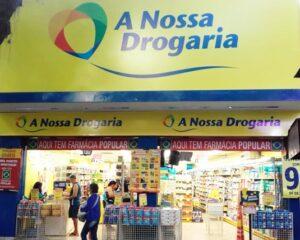 A Nossa Drogaria vagas para atendente de loja feminino, atendente de caixa - Rio de Janeiro