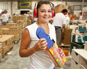 Alpargatas vagas para auxiliar de produção das havaianas, estoquista, auxiliar de vendas - Rio de Janeiro