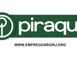 Piraquê vagas para auxiliar de produção, operador de produção, auxiliar de serviços gerais, lider de produção, encarregado - Rio de Janeiro