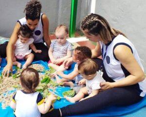 Babá mensalista,babá folguista - R$ 1.700,00 - Rio de Janeiro